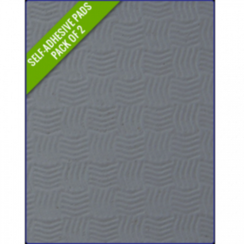 GREY - Original Step Pads Smooth Pattern550x135x3/2mm